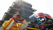 <i>UPDATE:</i> South Florida's Ryan Hunter-Reay appears out of the Indianapolis 500 with mechanical difficulties.