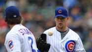 PITTSBURGH -- The Cubs will try to avoid an 11-game losing streak Saturday night at PNC Park, sending former Pirates starter Paul Maholm to the mound.