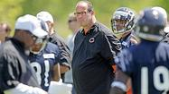 If you want to know what Mike Tice's Bears offense will look like in the fall, it isn't a crystal ball you need.