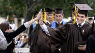 Photo Gallery: St. Francis High School Commencement 2012