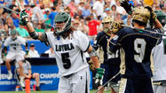Loyola beats Notre Dame to advance to NCAA men's lacrosse final