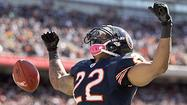 Not sure running back Matt Forte noticed, but the Bears all but announced this week they now think they are a passing team.