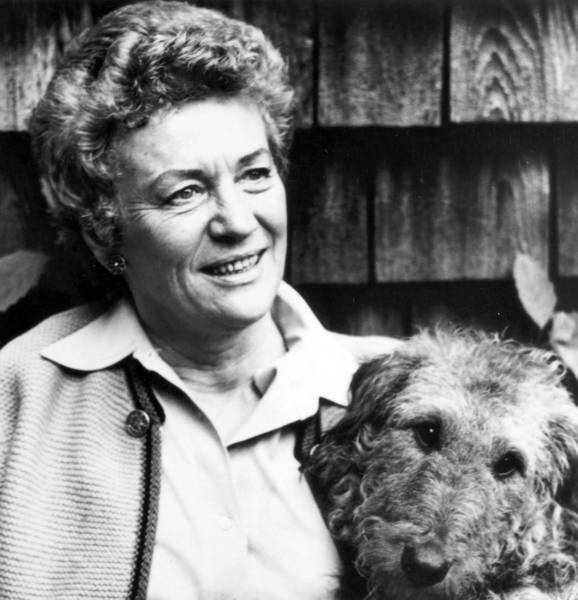 """Jean Craighead George published more than 100 books over 60 years, including """"My Side of the Mountain"""" and """"Julie of the Wolves."""""""