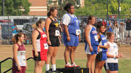Photo Gallery: 2-1A State Track Podium