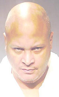 Booking photo of Michael Myrieckes