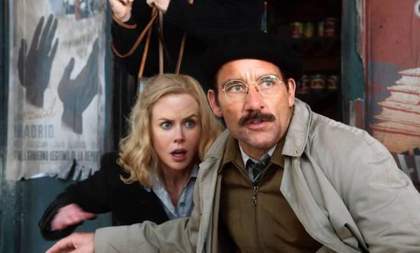 "Nicole Kidman and Clive Owen in the HBO film ""Hemingway & Gellhorn."""