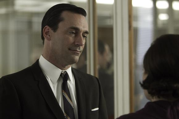 Don Draper (Jon Hamm) had some emotional highs and lows this week.
