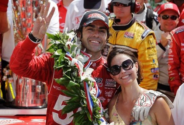 Ashley Judd's Hubby Wins Indy 500 for Third Time!