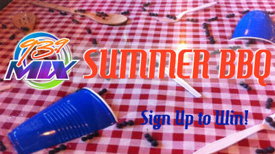 Win a Mix Summer BBQ