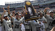 Loyola dominates Maryland to win first NCAA men's lacrosse championship