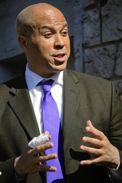 Newark Mayor Cory Booker has gained much unwelcome attention from his own political party, while being nearly sanctified by Republicans, for the singular offense of telling the truth.