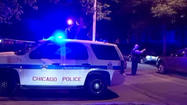A man was shot dead near a raucous outdoor holiday party in the South Shore neighborhood late Monday night, bringing the number of homicides to 10 during a warm and violent Memorial Day weekend.