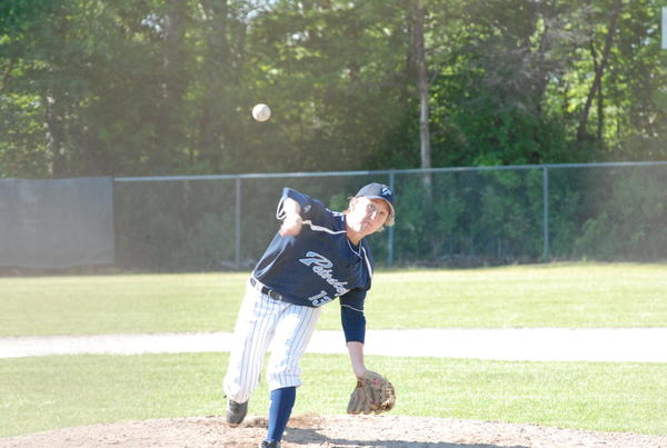 Petoskey senior David Waterson is 5-1 with a 2.35 earned run average, leading a solid group of pitchers as the Northmen will face Sault Ste. Marie in a Division II district semifinal at 10 a.m. Saturday, June 2, in Sault Ste. Marie.