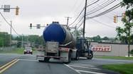 <strong><em>Q: Big-rig-size water tankers have been rumbling along Haines Mill Road in South Whitehall at all hours of the day and night for many weeks. What is the reason for this noisy and intrusive inconvenience? Why don't the drivers stick to the main roads?</em></strong>