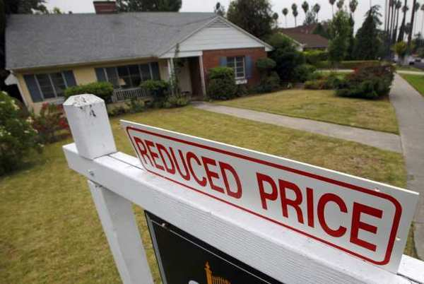 Home prices fell to post-bubble lows in March, according to the Standard & Poor's/Case-Schiller index. But since the price decline has slowed, analysts are suggesting that the market is stabilizing.
