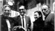 Studs Terkel, Mike Royko, and Nelson Algren