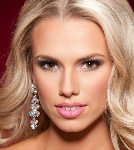 Miss USA 2012: Evening gown pics: Megan Myrehn, Miss Indiana