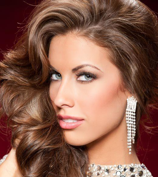 Miss USA 2012: Evening gown pics: Katherine Webb, Miss Alabama