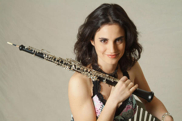 "Katherine Needleman, principal oboe with the Baltimore Symphony Orchestra and ""Big Love"" fan."