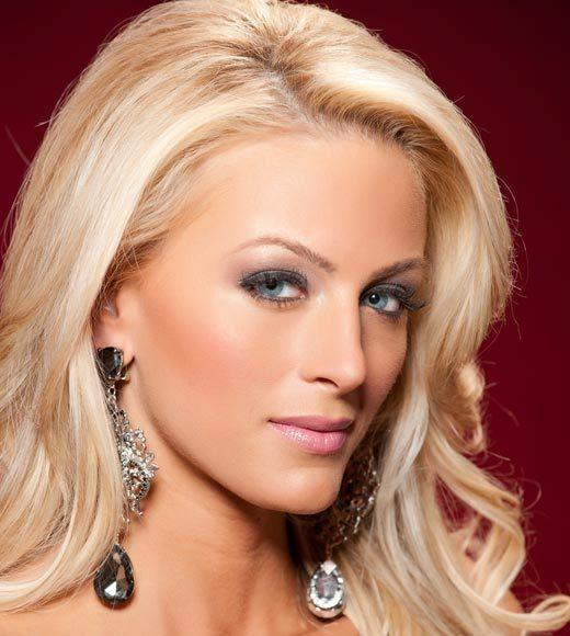 Miss USA 2012: Evening gown pics: Marie-Lynn Piscitelli, Miss Connecticut