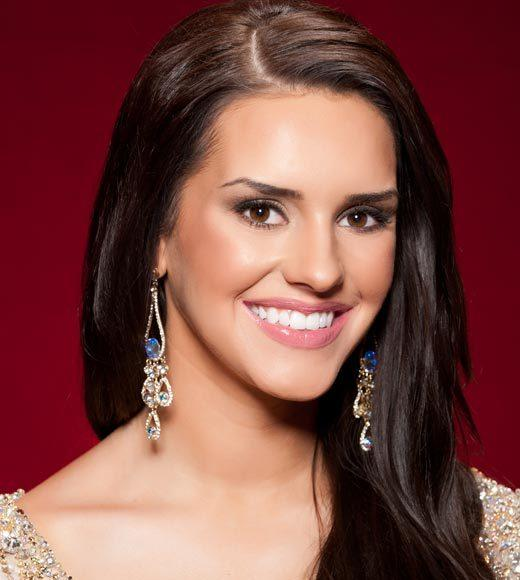 Miss USA 2012: Evening gown pics: Autumn Marie Muller, Miss Montana