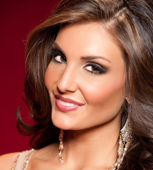 Miss USA 2012: Evening gown pics: Erin Edmiston, Miss Louisiana