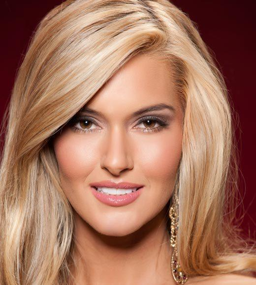 Miss USA 2012: Evening gown pics: Audrey Bolte, Miss Ohio