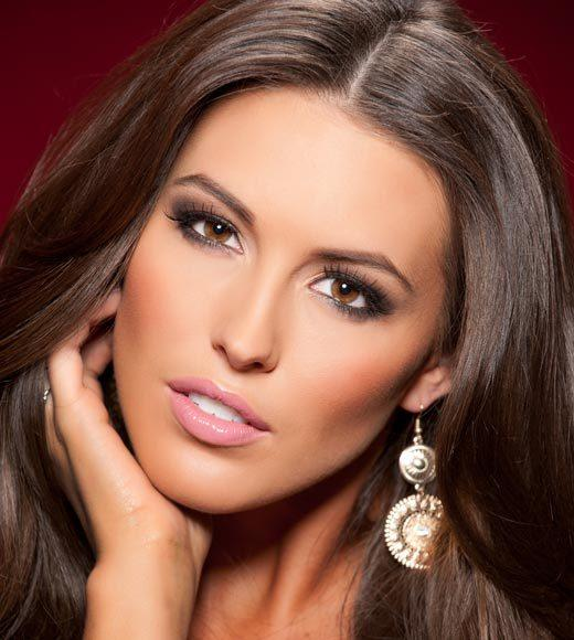 Miss USA 2012: Evening gown pics: Sydney Marie Perry, Miss North Carolina