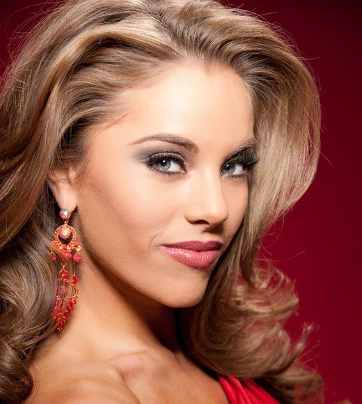 Miss USA 2012: Evening gown pics: Jessica Renee Martin, Miss New Mexico