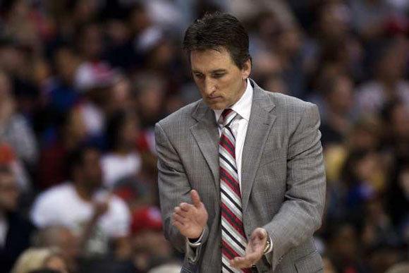Vinny Del Negro will coach the Clippers next season.