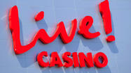 The media got a look at the Maryland Live casino on Tuesday afternoon. It helps to see these things Live!