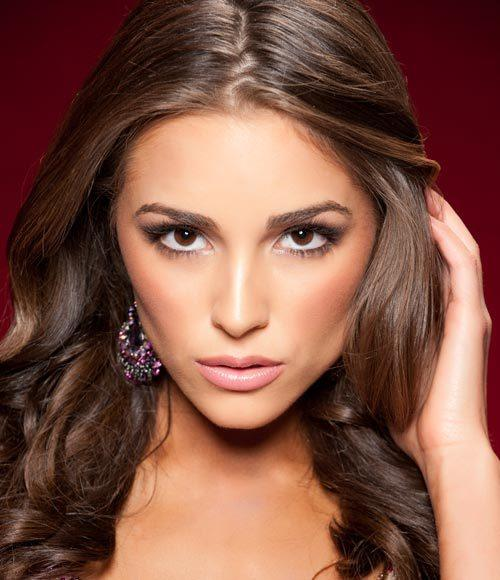 Miss USA 2012: Evening gown pics: Olivia Culpo, Miss Rhode Island