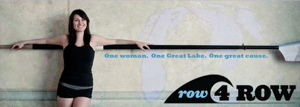 This is the banner from Jenn Gibbons' website, Row4row.com.