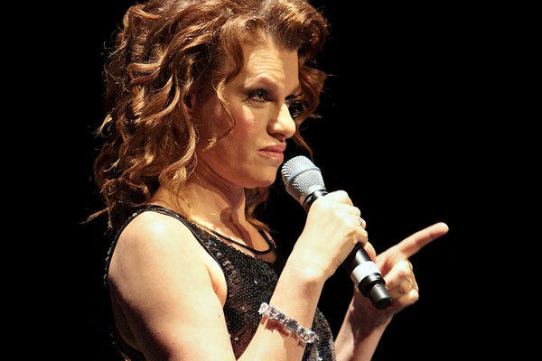 Sandra Bernhard will premiere her new show at REDCAT.