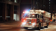 Bill to place advertisements on city fire trucks moves forward