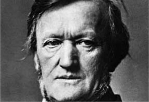 Composer Richard Wagner.