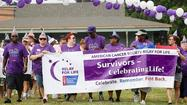 American Cancer Society's Laurel Relay for Life mixes emotions with fun