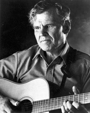 Doc Watson recorded more than 50 albums and won seven Grammy Awards.