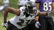 A lot more no-shows at this week's Ravens OTA