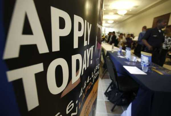 Nearly half of U.S. employers say it is difficult filling open positions.
