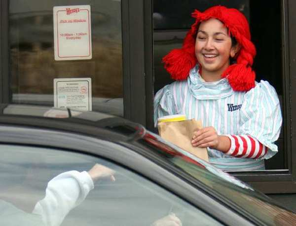 Drive-thru visits on the rise
