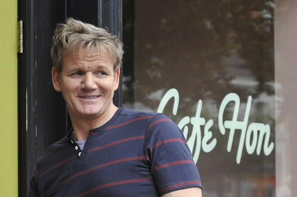 Gordon Ramsay returns to Cafe Hon