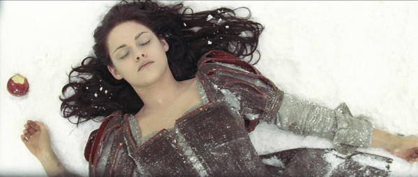 "Kristen Stewart stars in ""Snow White and the Huntsman."""