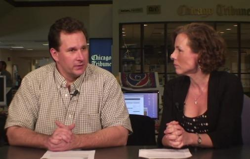 Rex Huppke and Jen Weigel discuss a gay marriage lawsuit filed in Illinois.