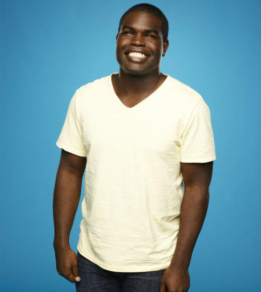 'The Glee Project' Season 2 cast: Hometown: Lanham, MD Mario (Arnauz), a singer/songwriter, has been performing in school concerts, gospel and chamber choirs and at Washington DC area churches for nine years. He was born with Morning Glory Syndrome, which ultimately caused him to go totally blind at the age of 9. Despite his disability, he can also dance, act and play the piano, guitar and drums. When Mario, a triplet, was an infant, his mother passed away. With his father out of the picture, his grandmother took him and his siblings in. Mario attended several different schools due to moving around a lot, and at each school he attended he did everything he could to assimilate with sighted students. He believes music has healing powers, and his love for the performing arts sustained him through the tough times. Mario does motivational speaking, comedy, impersonations and is a voice-over artist. He dreams of publishing his autobiography and landing a recording contract. Mario originally auditioned for The Glee Project online and at the New York City open casting call.