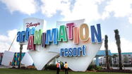 Video: First phase of Disney's Art of Animation Resort opens