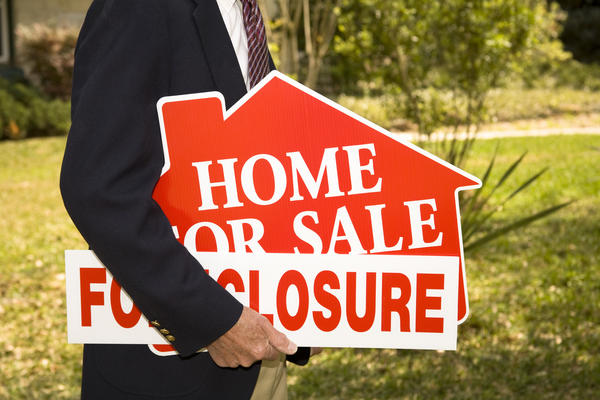 Foreclosure sales make up more than a quarter of all residential sales in the U.S., according to RealtyTrac