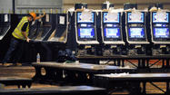The Maryland State Lottery failed to collect tens of thousands of dollars from manufacturers who did not promptly fix inoperable slot machines, state auditors found in their first review of the agency since the start of the state's slots program in 2010.