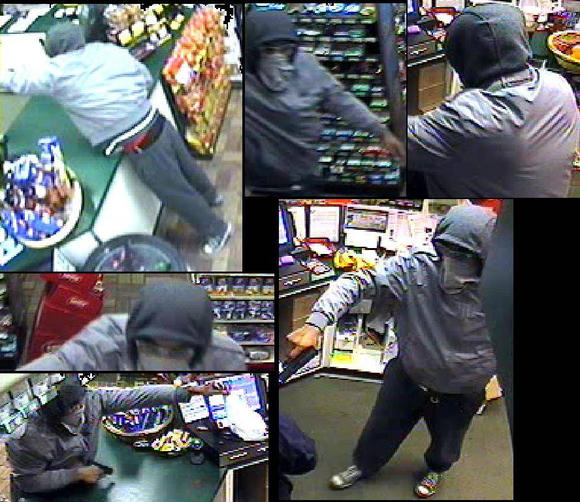 Anchorage Police Seek Help to Identify Armed Robbery Suspect