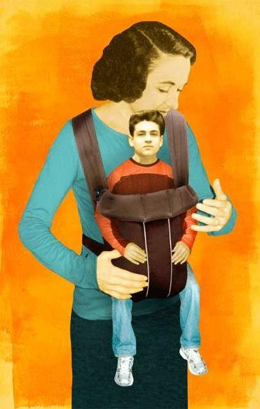 """Have """"helicopter parents"""" sheltered and micromanaged their children into near-helplessness?"""